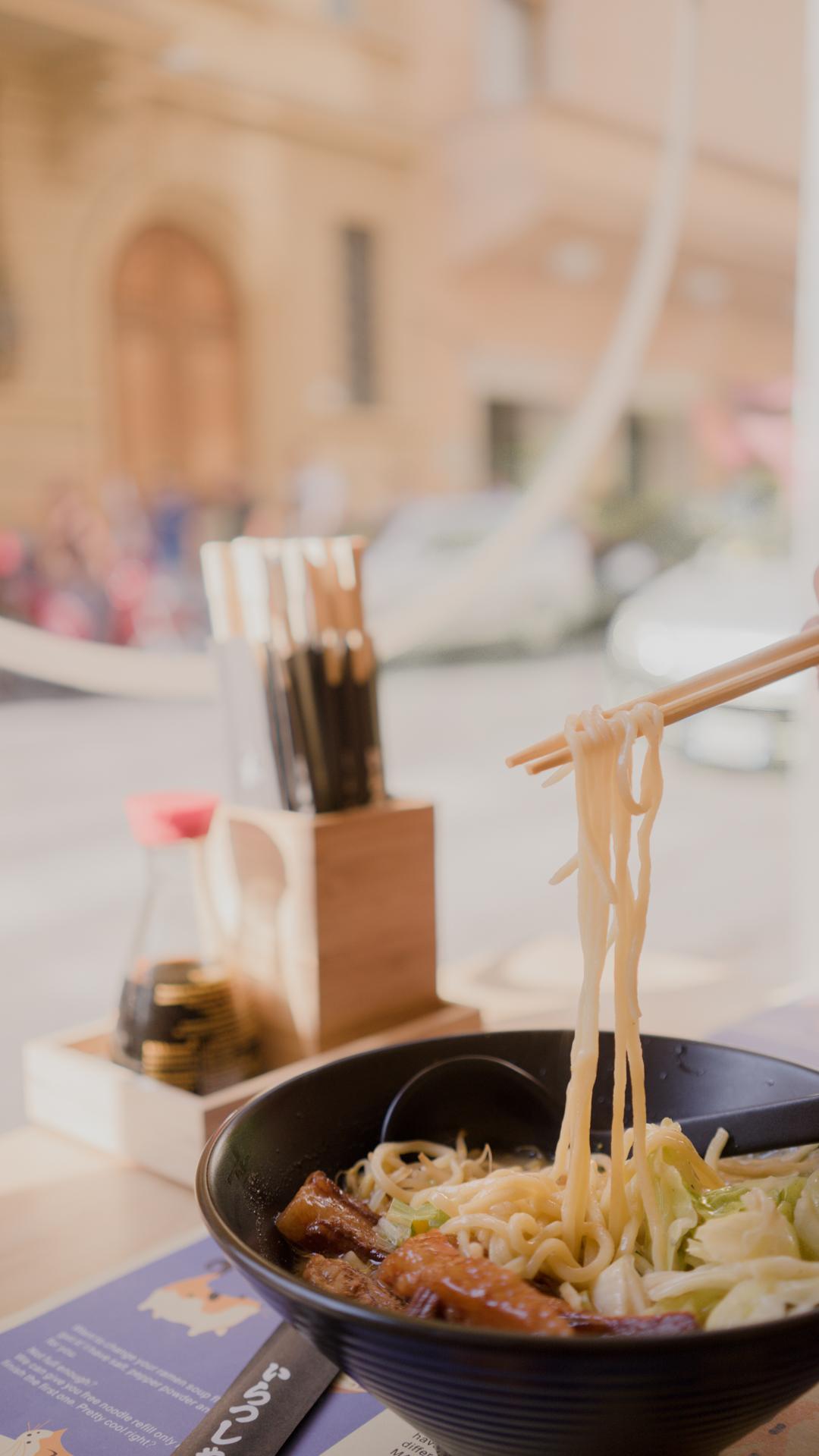 miya noodle bar ramen florence italy