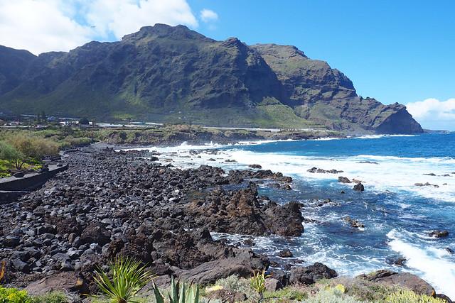Coastline, Buenavista del Norte, Tenerife