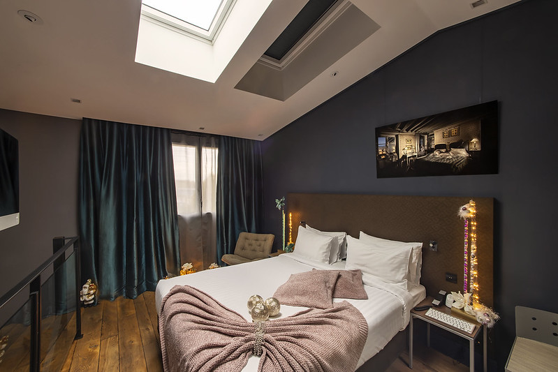 Hotel & Spa La Belle Juliette, Paris **** book on our website for the best rate guaranteed and a free welcome drink when you arrive!