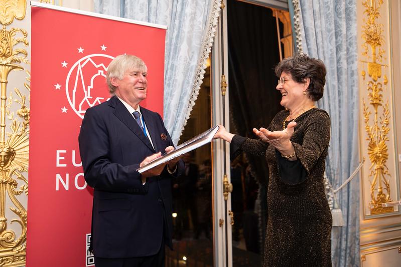 Welcome Reception Paris - 27/10/19