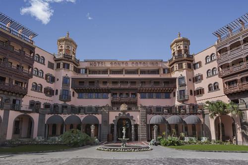 Reapertura del Hotel Santa Catalina