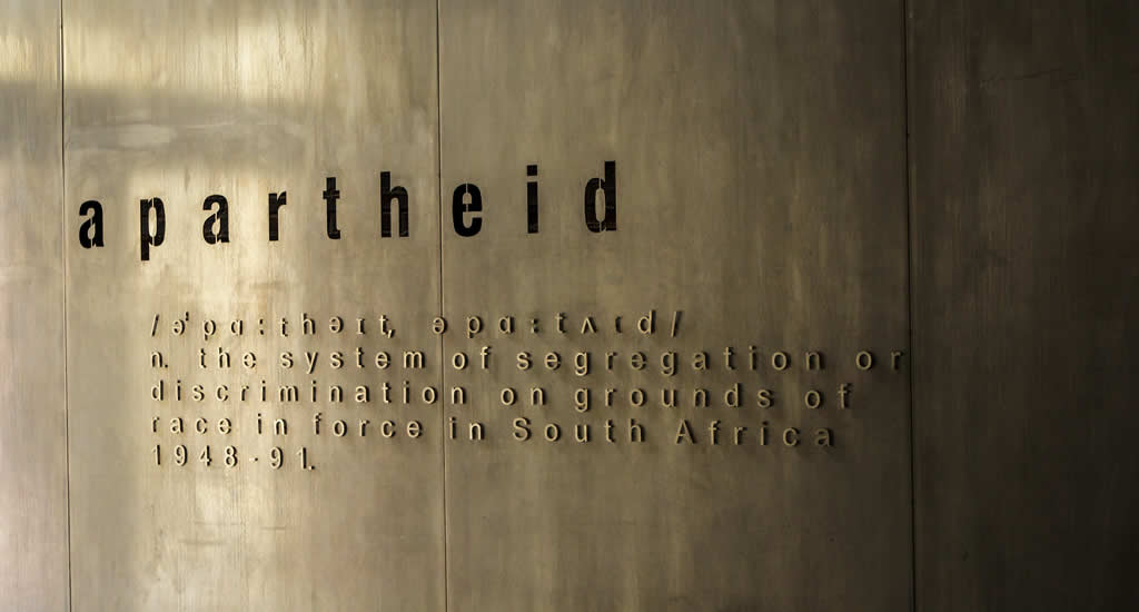 Apartheid Museum, Johannesburg | Mooistestedentrips.nl