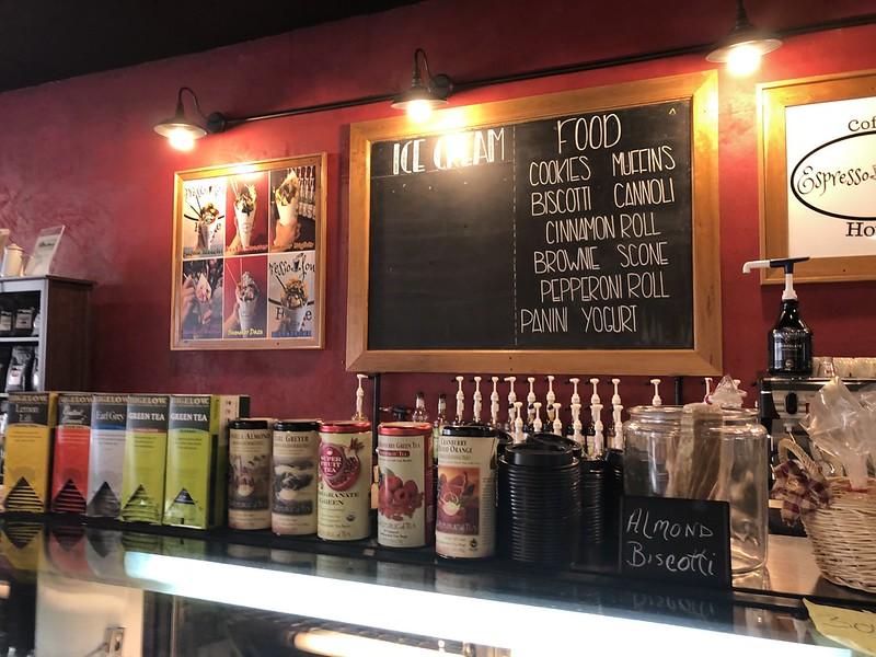 Espresso Yourself Coffee Shop