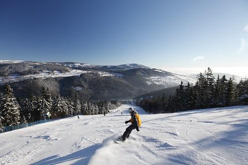 Zalyžujte si ve skiareálu HERLÍKOVICE BUBÁKOV s 30% slevou