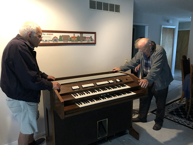 McPherron organ