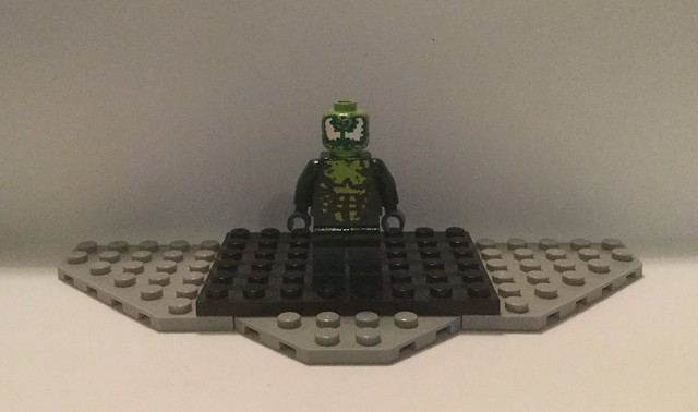 Lego Custom: Lasher (Marvel)