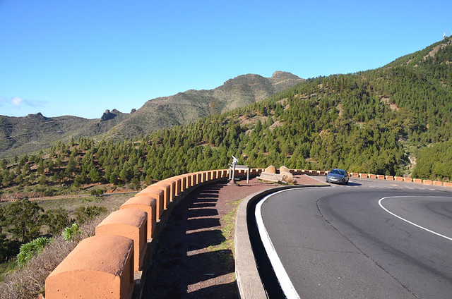 Viewpoint, Santiago del Teide, Tenerife