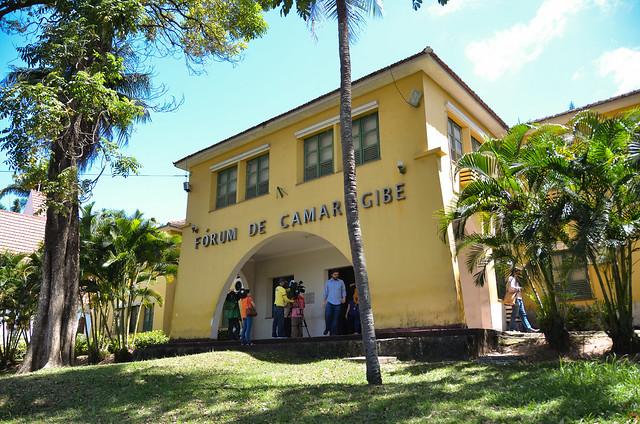 Fórum de Camaragibe - Julgamento de Jussara Paes