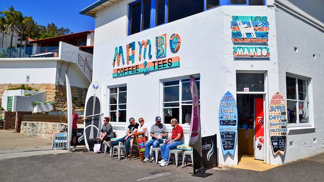 Mambo Coffee Tees in Manly
