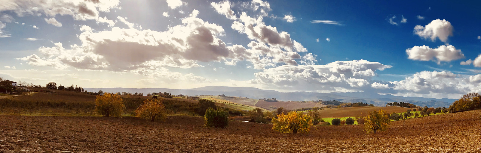 Autumn in the Marche - The most beautiful region of Italy