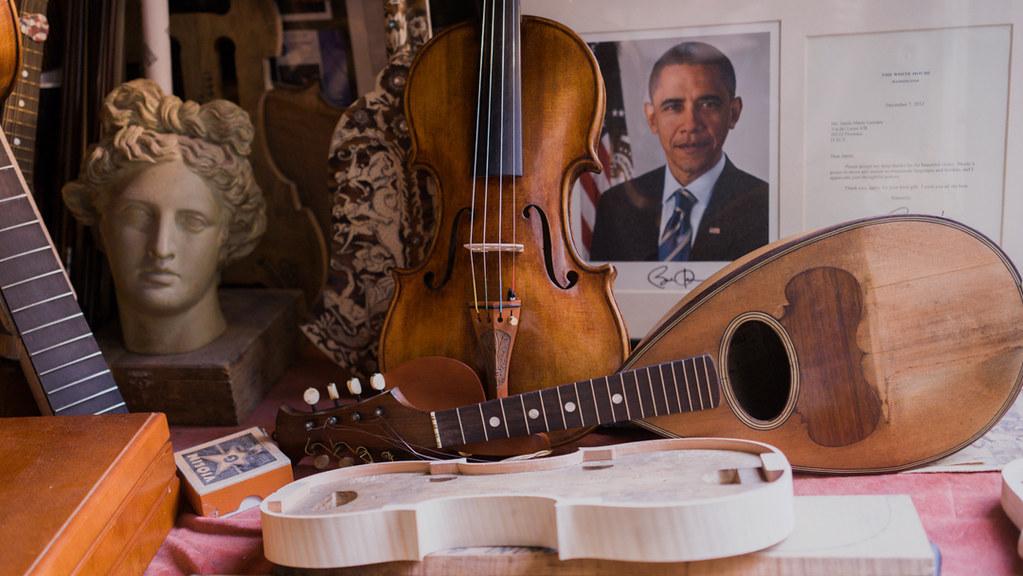 jamie lazzara violin italy