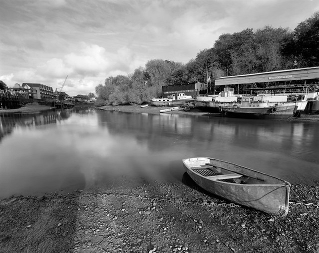 Isleworth rowing boat