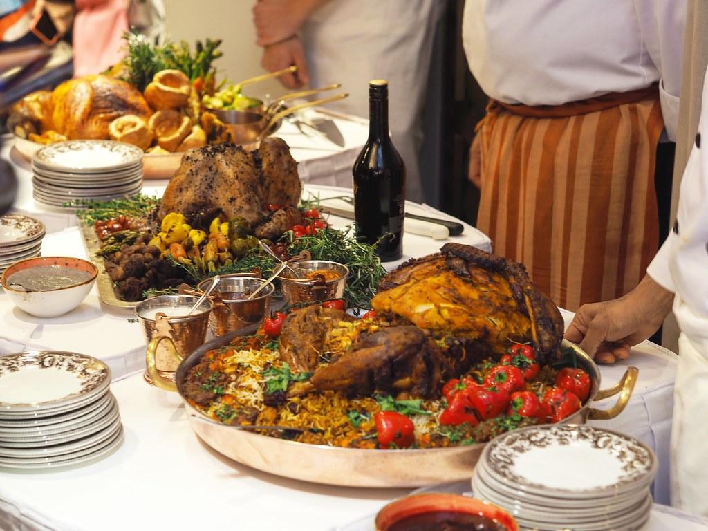 Asian Percik Style Roasted Turkey