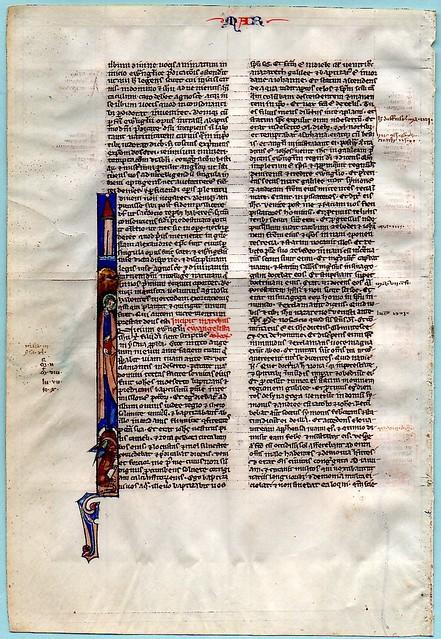 BIBLE LEAF Ref 588 verso