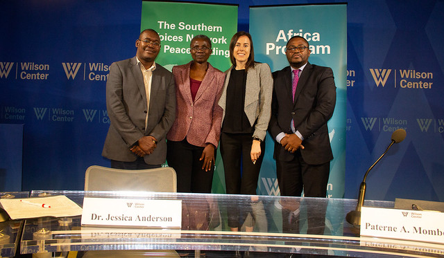 Building Peace in the Central African Republic: The Role of Agricultural Extension Services
