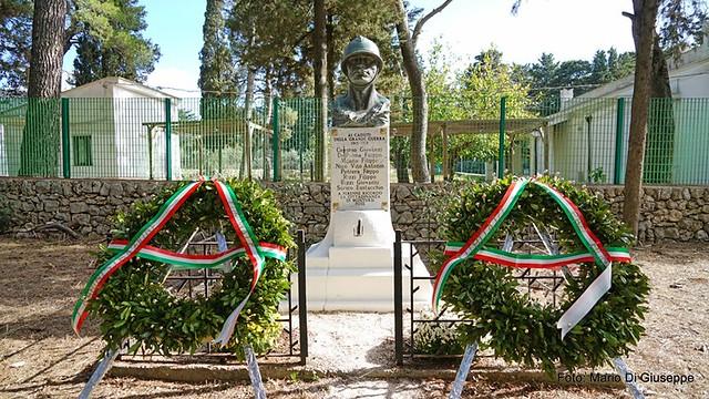 Gioia del Colle: Montursi. Commemorazione caduti