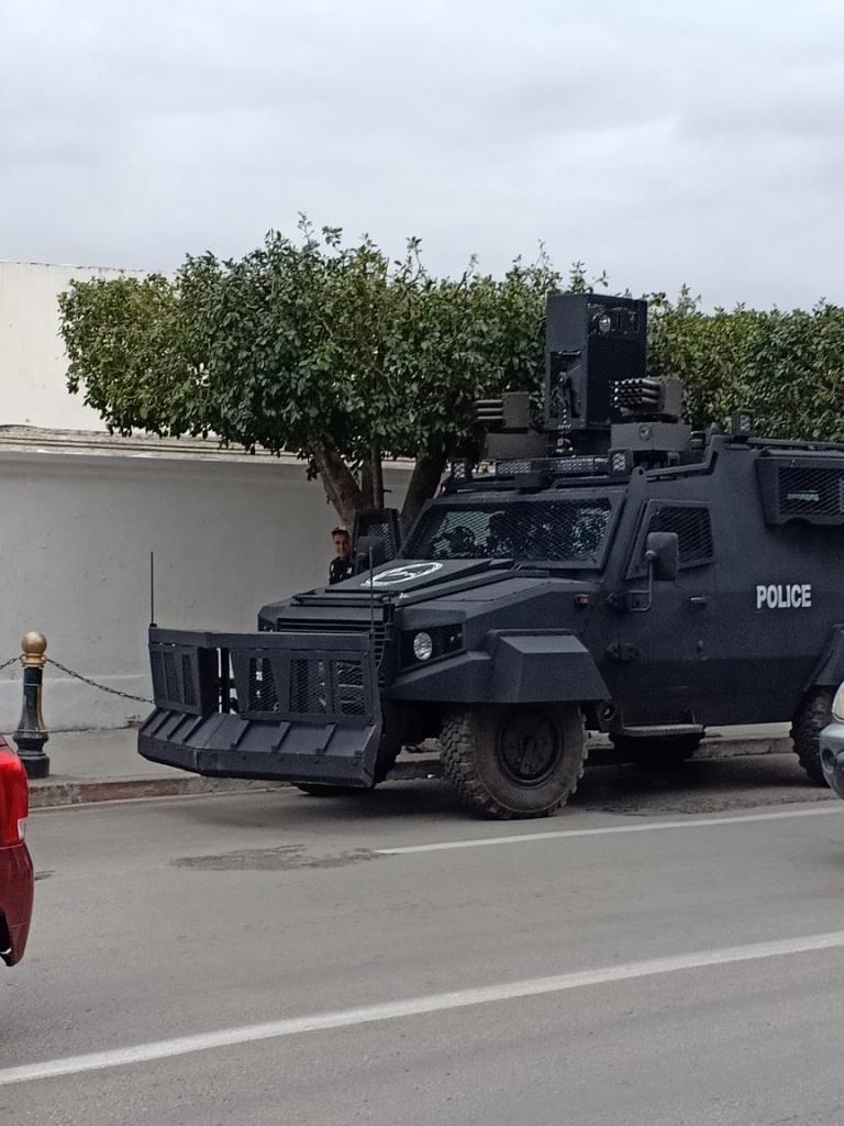 الصناعة العسكرية الجزائرية عربات Nimr(نمر)  - صفحة 12 49019110808_50eb00617f_b