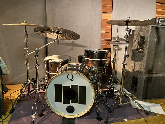 """Geared Up: Drummer ISAIAS GIL on Playing with BLACK FLAG, Current Drum Set, and Best """"Gear Goes Wrong"""" Story"""
