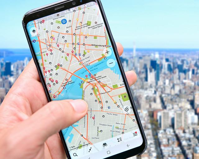Mapa gratis de Nueva York para descargar