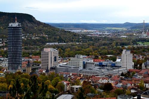 Jena: Landgrafen look-out