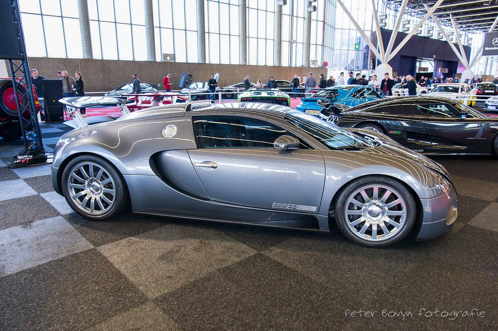 Bugatti Veyron 16.4 - n° 795230