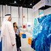 Day 3 - H.E. Dr Matar Al Neyadi exhibition tour