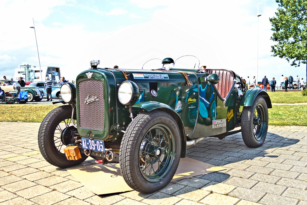Austin Seven Ulster Special 1932 (7864)
