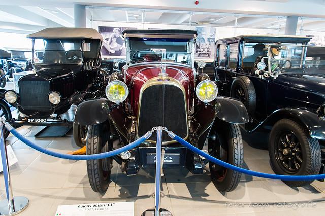 Avions Voisin C1 Tourer - 1921