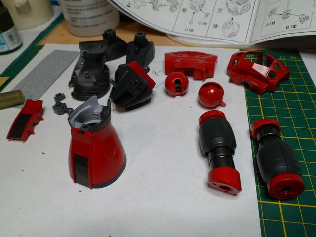 Défi moins de kits en cours : Diorama figurine Reginlaze [Bandai 1/144] *** Nouveau dio terminée en pg 5 - Page 5 49019383908_958e3b9d1b_z