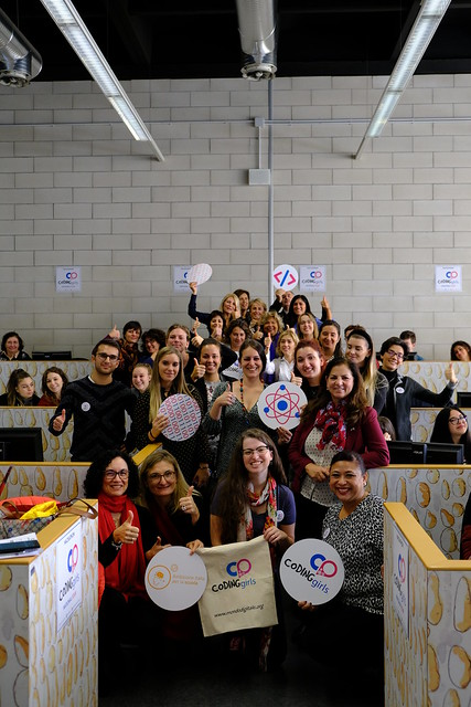 Coding Girls 2019 - Il tour