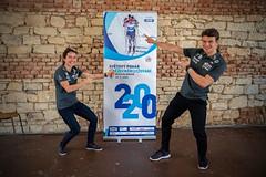 Tisková konference běžců na lyžích: Vrchol sezony v podobě Světového poháru v NMNM