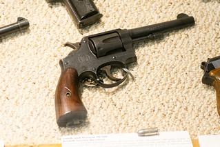 Smith & Wesson British service revolver