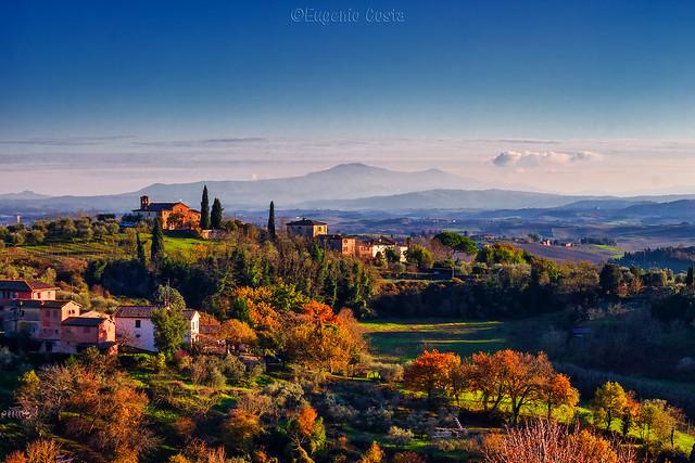 La Toscana è paesaggio - Tuscany is landscape