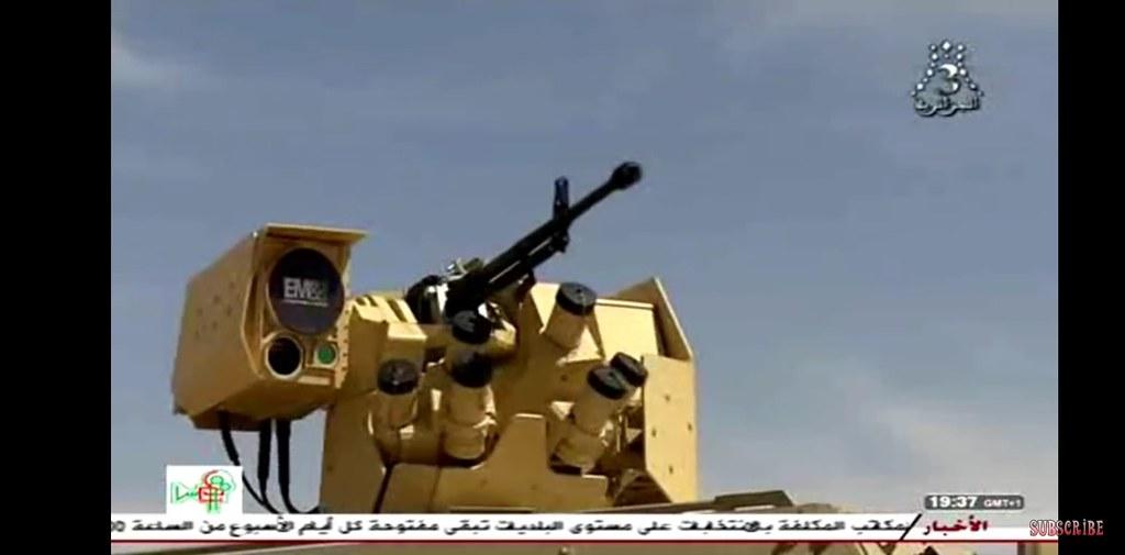 الصناعة العسكرية الجزائرية عربات Nimr(نمر)  - صفحة 11 49019637311_abf7e38220_b