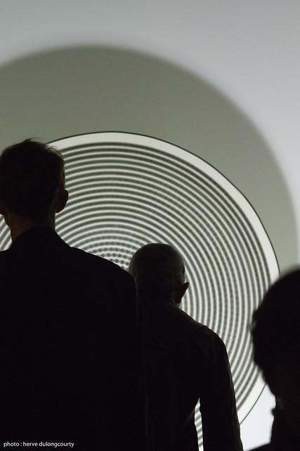 Exhibition DYNAMO - Gruppo MID : Grande Disco stroboscopico 1968