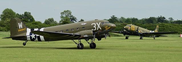 C-47 Takeoff