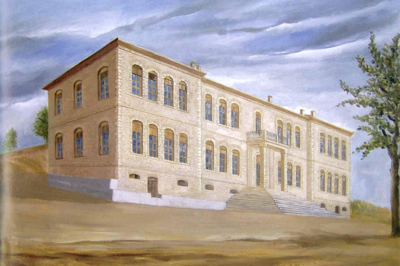 4 Νοεμβρίου 1940  Βομβαρδισμός Δημοτικού Σχολείου Νεστορίου