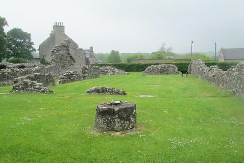Outbuildings, Glenluce Abbey