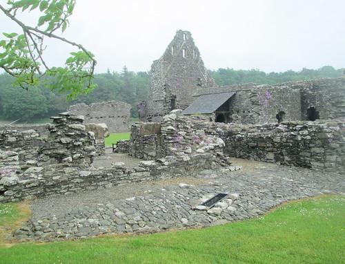 Glenluce Abbey Ruins
