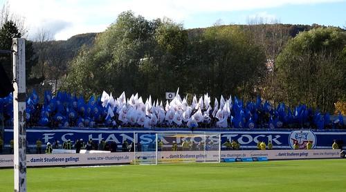 Carl Zeiss Jena 3:1 Hansa Rostock