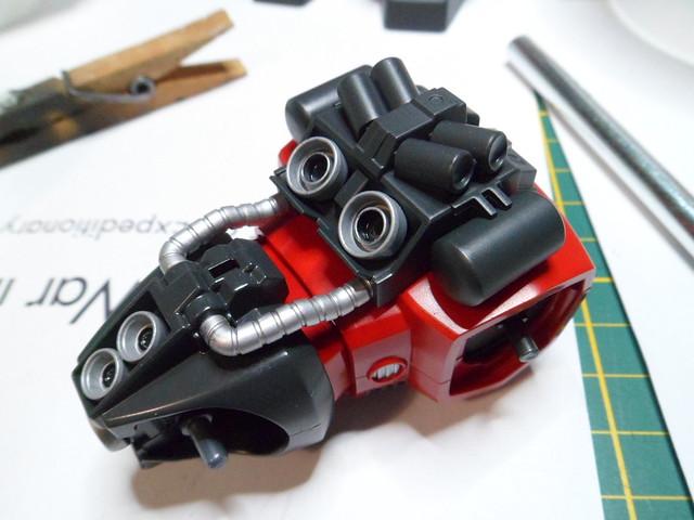 Défi moins de kits en cours : Diorama figurine Reginlaze [Bandai 1/144] *** Nouveau dio terminée en pg 5 - Page 5 49019904261_a2545430d1_z
