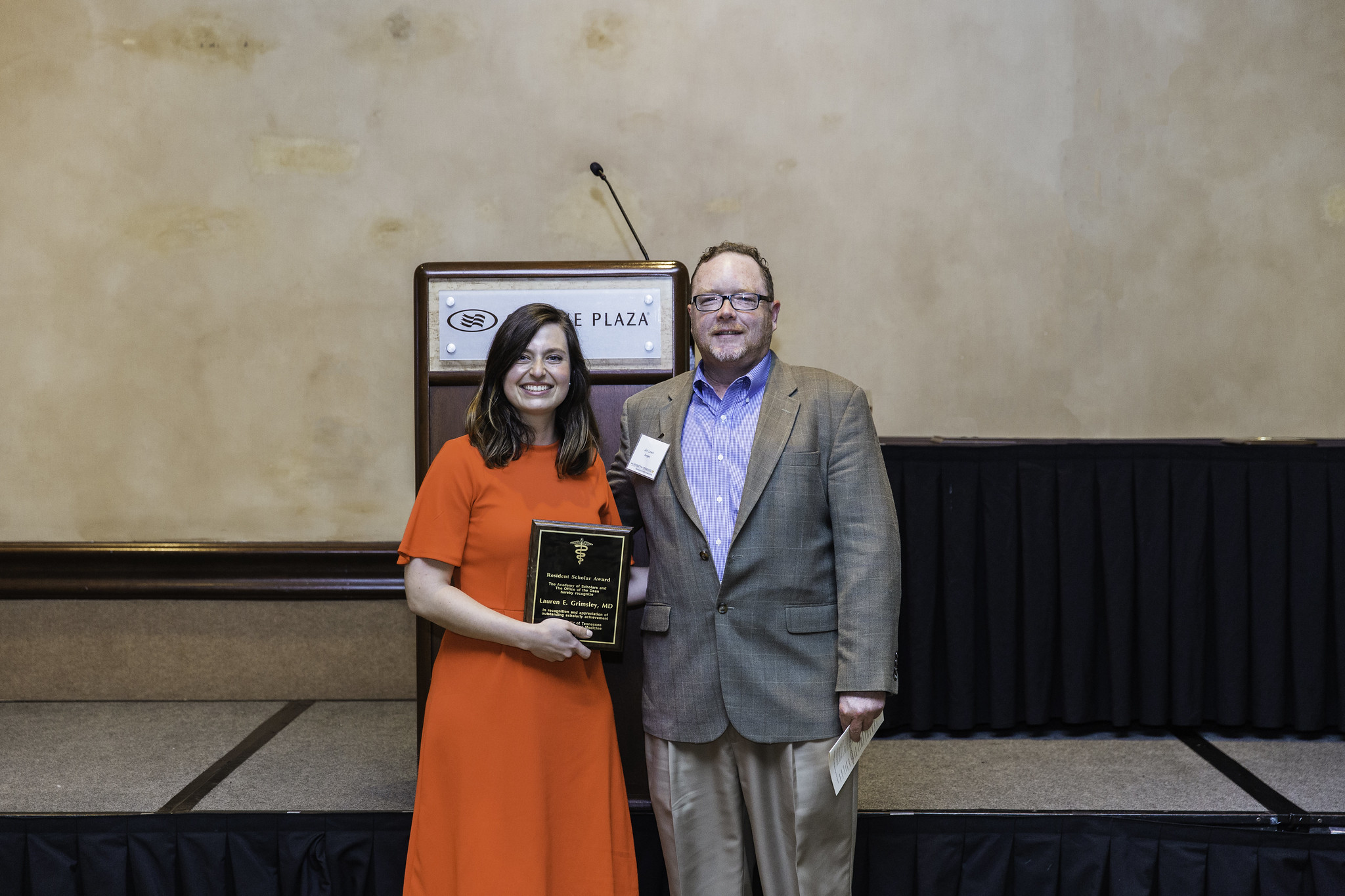 2019 Welcome Dinner and Faculty Awards