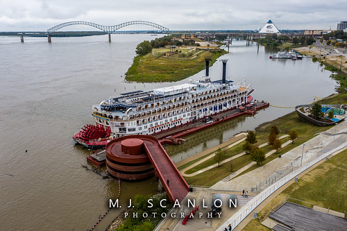 americanqueen bealestreetlanding digital landscape memphis mississippiriver mojo outdoor river riverboat scanlon tennessee water ©mjscanlon ©mjscanlonphotography