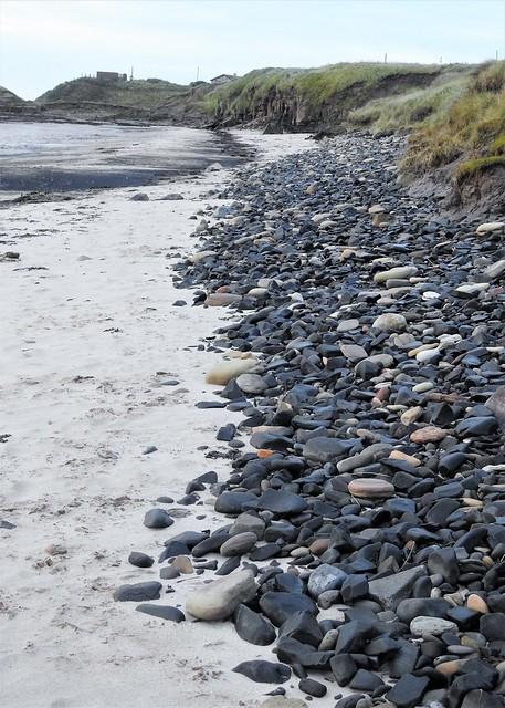Cresswell Beach - World of Two Halves