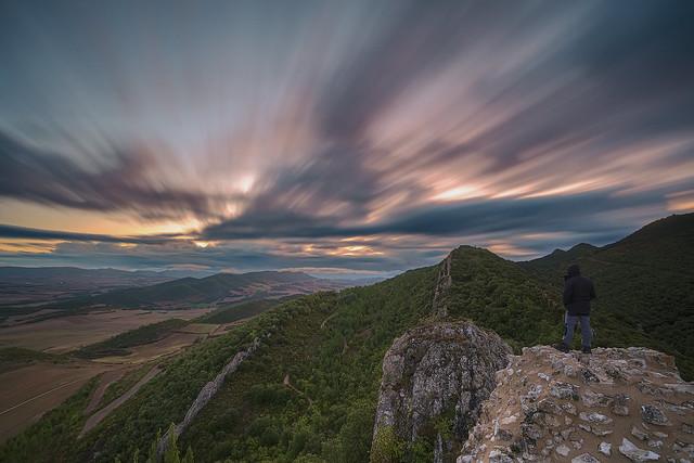 Amanecer en Portilla - Portilla sunrise