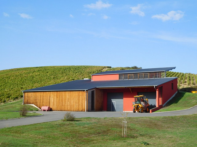 Winery near Sancerre