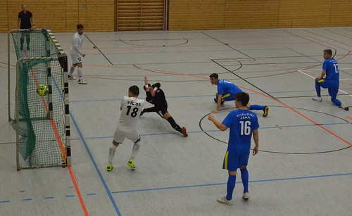FC Carl Zeiss Jena 2:18 VfL Hohenstein-Ernstthal
