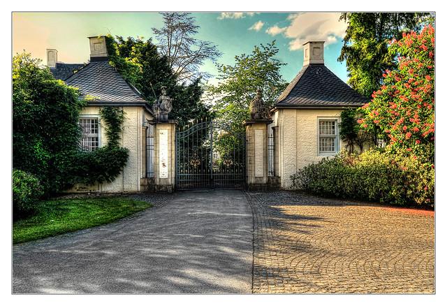 Hünxe - Schloss Gartrop 03