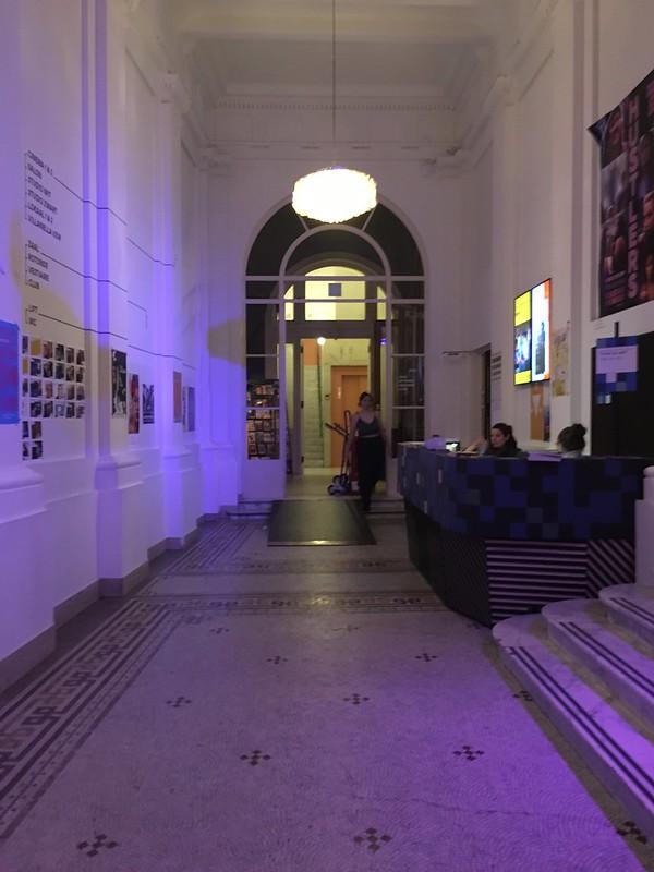 Hall De Studio