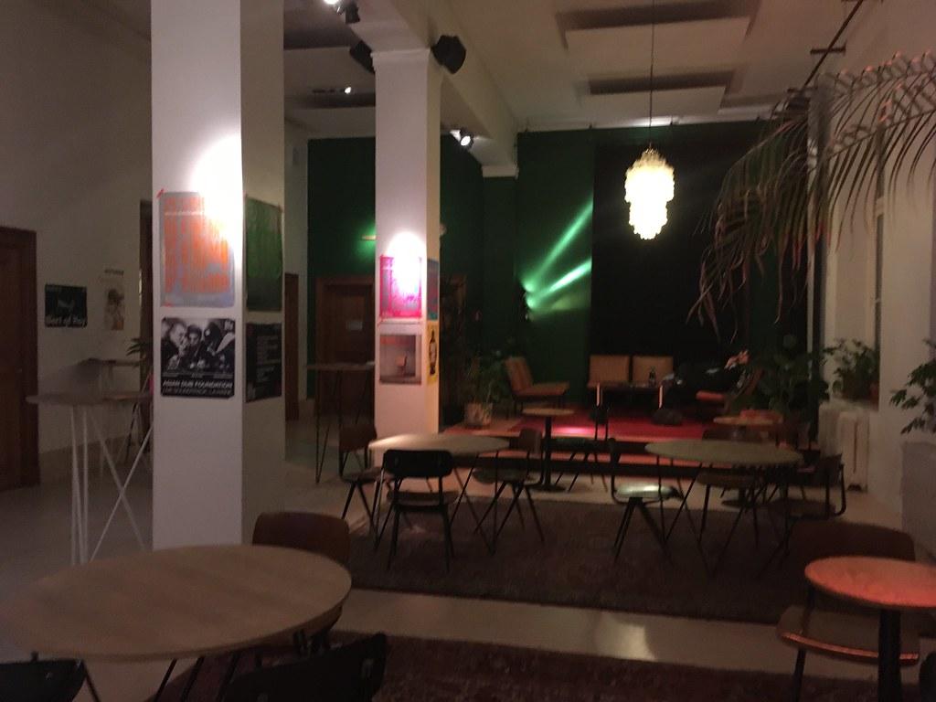 Cafetería De Studio